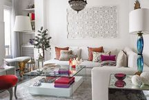 Small space decor / by Karen Dewig