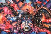 Installazione-scultura permanente per la ditta Napoli Art, Camden Lock Market, London,  (1999) / My artwork