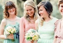 Pastel Wedding Ideas / Beautiful colors of Pastel. See Ideas and Inspiration for your Pastel Wedding