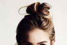 Beauty / Beauty - Cute hairstyles, pretty makeup tutorials and chic painted nails / by For Chic Sake