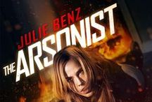 """The Arsonist / DVD Release Date: November 4, 2014. Synopsis: Zoey (Julie Benz), a cyber-crime cop, is charged with arson and murder of her son… But Zoey is innocent and now she will use her detective skills to go undercover and find out what really happened to her son... and leading to the biggest shock of her life. Starring: Julie Benz (SyFy's """"Defiance,"""" """"Dexter,"""" Rambo)."""