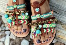 Boho chic and aztec / Colorful boho aztec and more
