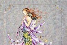 L&L Shimmering mermaid