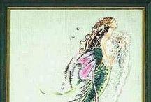 L&L Mermaid of the pearls