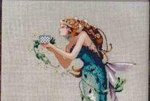 L&L Queen mermaid