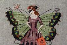 Halloweeen fairy nora corbett