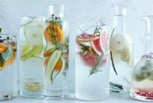 Infused Water / Hydrate, detox and get energized!
