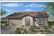 Stone Canyon by KB Home / A new-home neighborhood in the master-planned community of Estrella by Newland Communities. Located about 19 miles from Phoenix. Explore home offerings at http://bit.ly/28Znqju / by Estrella
