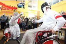 szermierka na wózkach