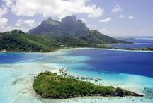 Sofitel Private Island Resort Bora Bora / Beautiful photos of the Sofitel Private Island Resort in Bora Bora.