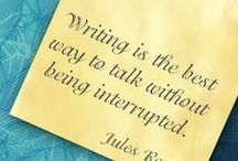 Stuck in a Writer's World / I blog, but I also write.  It's how I escape this crazy world.