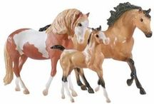 Breyer Model Horses / I personally have 67...so far.