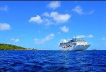 Boats in Bora Bora / A collection of photos & video of the different types of private yachts and cruise ships in the Bora Bora lagoon.