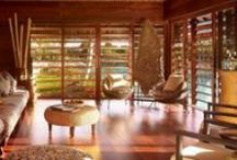 For the Home / Tahitian furniture and decorations for the home