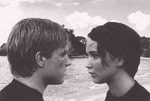 GASP Katniss <3 Peeta  / J'adore the Hunger Games
