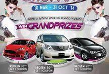 Event @ Gandaria City / It's all about event @ Gandaria City