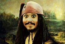 Capitan Jack Sparrow will rape your mind :3