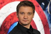 Jeremy Renner- ideal man *.* / The walking perfection ♚ / by Monika Kuryło