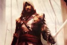 ☠☠☠Live by the creed of pirates- Captain Edward Kenway☠☠☠