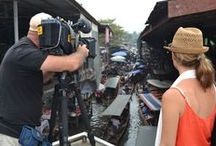 BEHIND THE SCENES / Get an inside look into what really goes on behind the scenes of an International Travel Series!