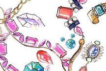 jewel illustration