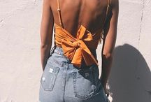 Summer Season / Favourite fashion trends of summer