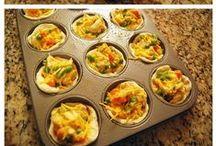 recepten: muffin blik