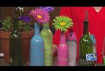 DIY: Painting and Decorating with Glass