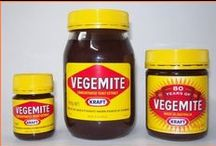 "The Delights of Vegemite! / Vegemite, that wonderful savoury paste full of B vitamins and flavour, beloved by many Australians since it was first introduced and largely under valued by the rest of the world. ""I'M a happy little Vegemite."""