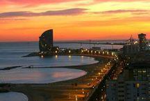 Barcelona a cielo abierto / Barcelona a cielo abierto, es un tablero que pretende mostrar a Barcelona desde otra perspectiva distinta, fotos aéreas o planos muy amplios en el que poder mostrar todo su esplendor