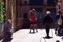Barcelona con encanto / Este tablero es una muestra de esa Barcelona que enamora, barrios como el Born o el Barrio Gótico son sólo un ejemplo de lo que podemos encontrar en esta gran ciudad que tanto tiene que ofrecernos