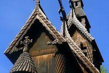 STAVE CHURCHES