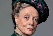 Wisdom From The Dowager Countess Of Grantham