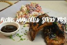 RECIPES / A collection of local and International eats to satisfy even the hungriest of travellers...