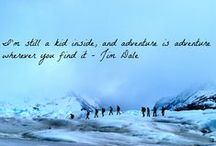 TRAVEL QUOTES / Quotes to live by
