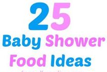 Baby Shower Ideas / Get ideas for baby shower games, themes, decor, and food on this board.