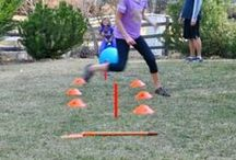 Activites - Outdoor Obstacle Courses