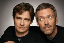 HOUSE MD & HUGH LAURIE