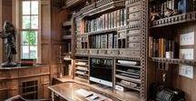 The Writing cabinet / Sécrétaires et bureaux | cabinet