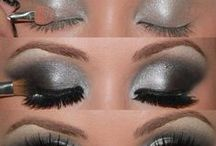 Eye shadow & Smokey Eyes