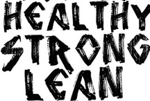 Fitness Motivation / If you're having trouble getting motivated to workout, come here for a little inspiration. Start working out and make it through the initial pain and you'll come out the other end a healthier and happier person.