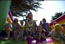Pour les enfants / Le camping Yelloh Village La Plage propose aux enfants de nombreuses activités pour tous les âges !