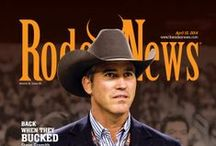 Rodeo News Archive / Past and Present Rodeo News Covers