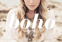 Loving bohemia... / Inspiration that we love!  Boho, Boho Life, Gypsy Style ☮