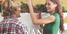 A Savannah Christmas Wish / Scene Ideas for book