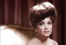 """Luigina """"Gina"""" Lollobrigida /  """"Gina makes Marilyn Monroe look like Shirley Temple""""- Humphrey Bogart.  Born July 4,1927 in Subiaco Italy she became one of the biggest European celebrities into the 60's. When her career slowed down she became a photojournalist. Scouring an exclusive interview with Fidel Castro in the 70's.   / by Nola681985"""
