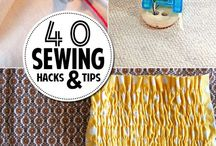 Cut Sew LOVE! / Sewing hacks, tips and ideas