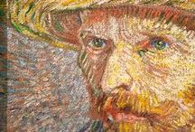 Van Gogh / A troubled but beautiful person.  / by Mike M.