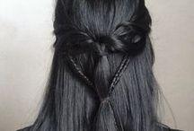 Hair Inspiration  ♡