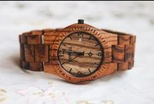 Wooden jewelry / inspiration for making wooden jewelry